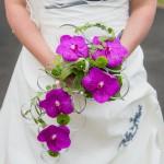 bouquet mariée Fleurs d'émotion