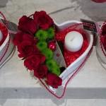 Saint Valentin Fleurs d'émotion