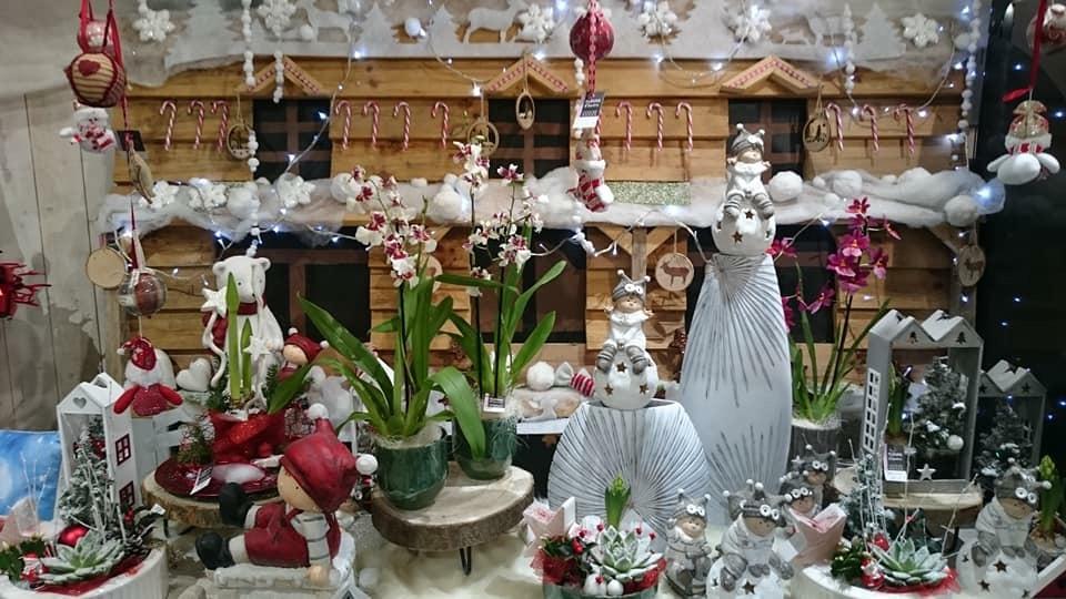 Tradition - Fleurs d'émotion - Noël 2018